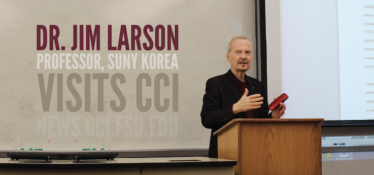 Broad Lecture at FSU, February 12, 2015